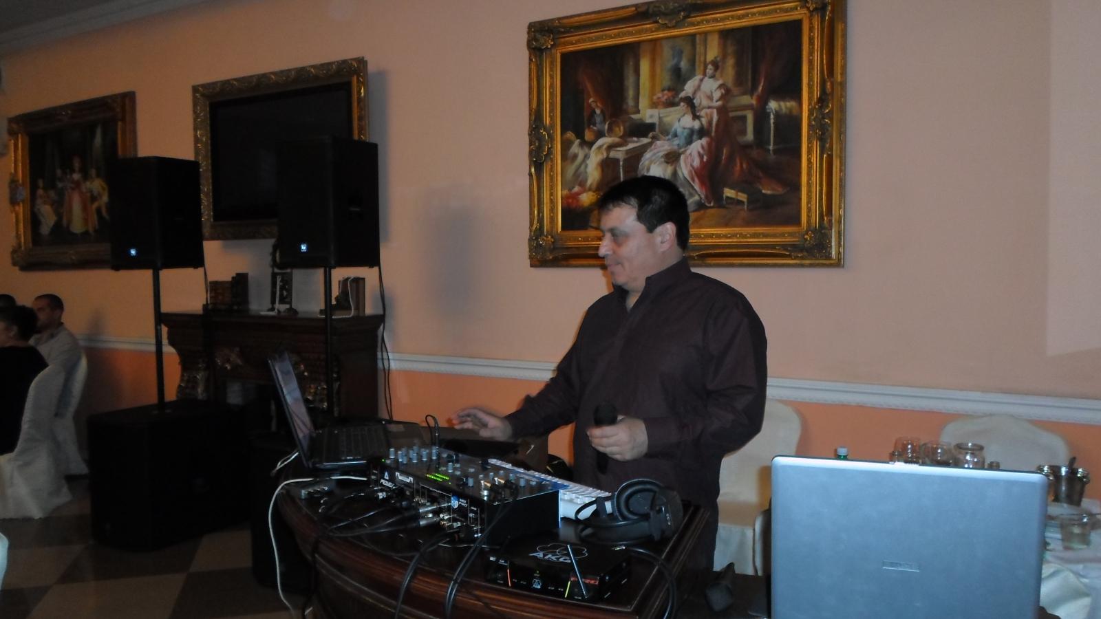 Дисководещ DJ IVO